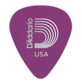 Planet Waves Duralin Picks (Purple 10 Pack) Heavy 1.2mm - .047""