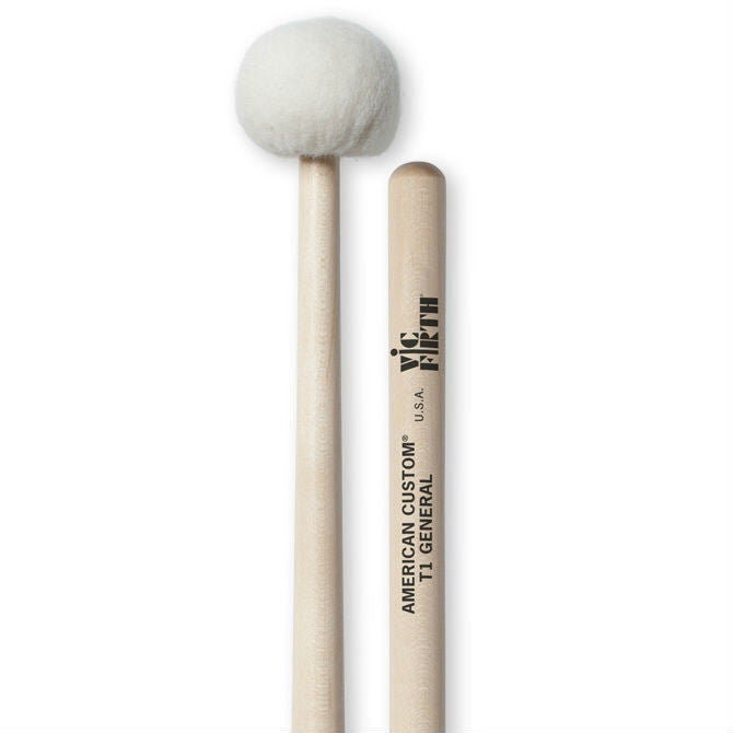 VIC FIRTH AMERICAN CUSTOM TIMPANI T1 - GENERAL - Octave Music Store