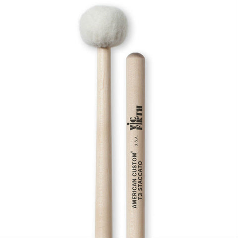 VIC FIRTH AMERICAN CUSTOM TIMPANI T3 - STACCATO - Octave Music Store