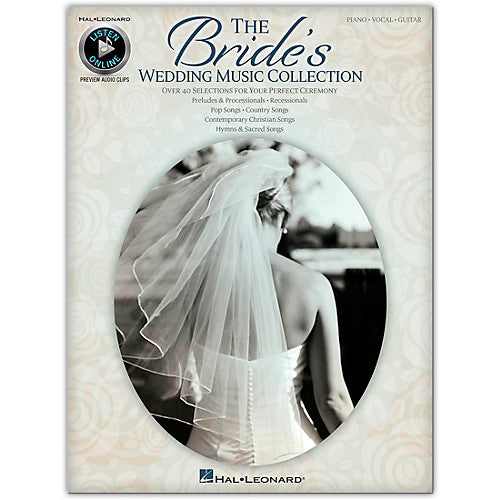 The Bride's Wedding Music Collection for Piano, Vocal, Guitar