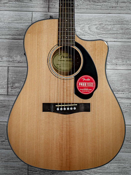 Fender CD-60SCE Dreadnought Acoustic
