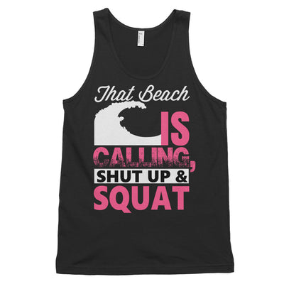 That BEACH is Calling Women's Tank Top
