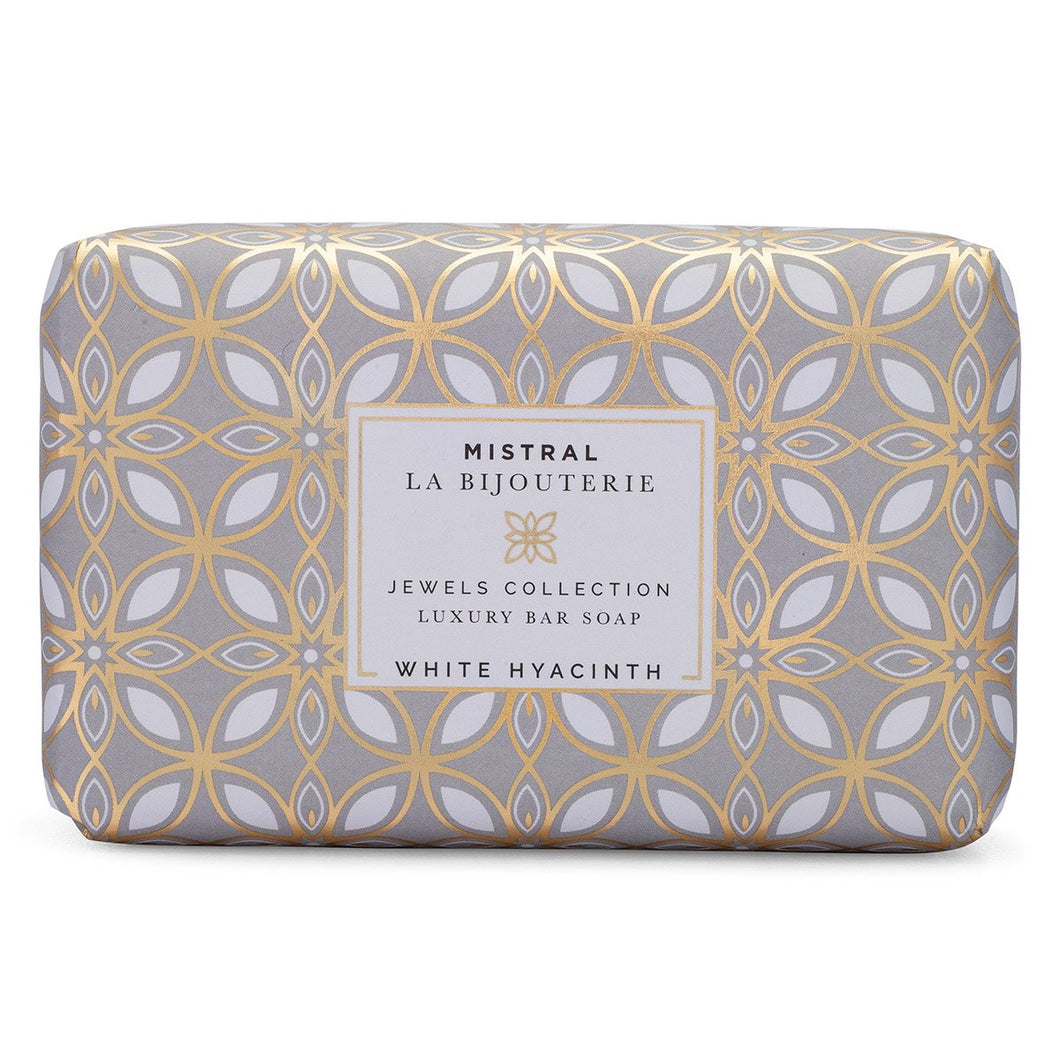 White Hyacinth Soap