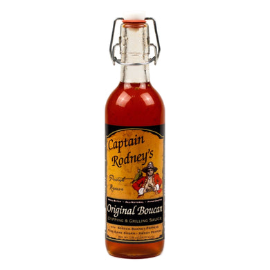 Captain Rodney Boucan Pepper Glaze 13oz