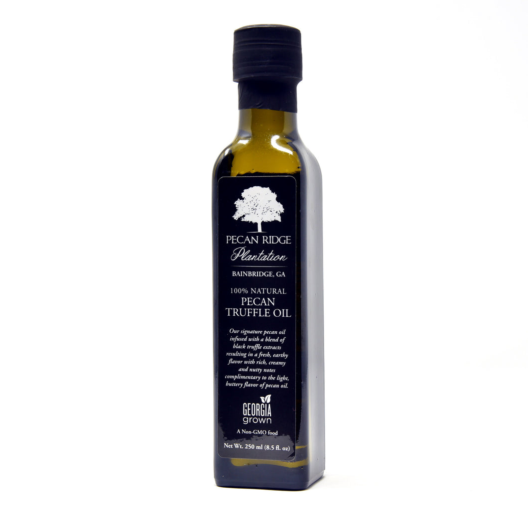 Pecan Truffle Oil 8.5 oz