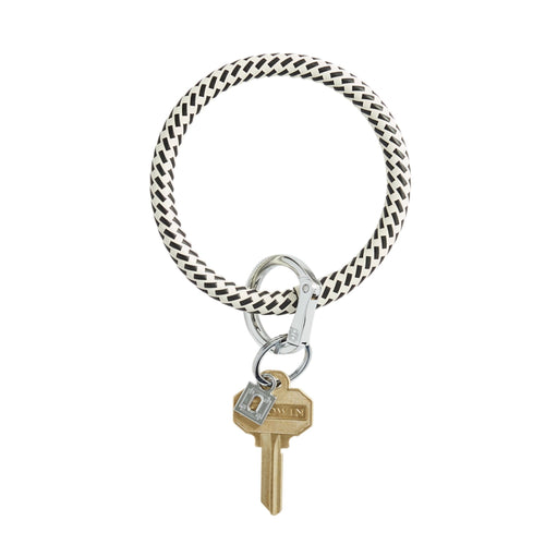 Big O Key Ring Back in Black Riviera