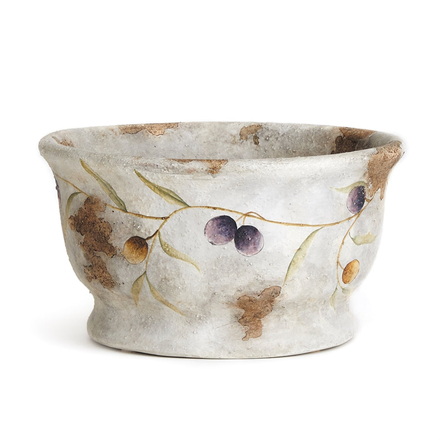 Sicilia Decorative Footed Bowl
