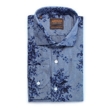 Camisa DENIM tejido Italiano