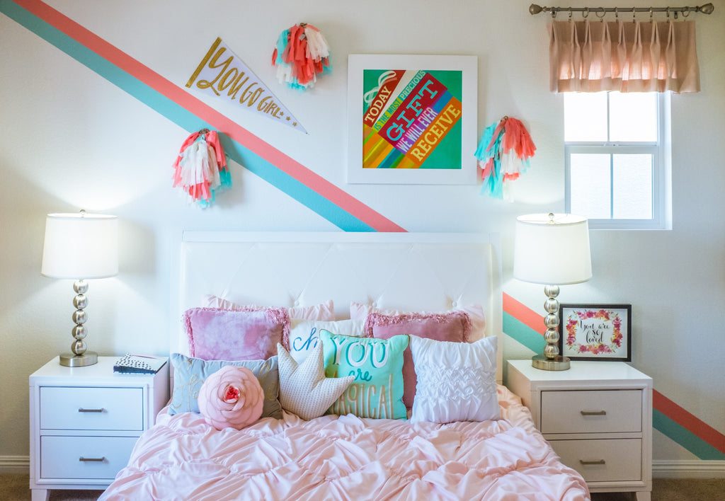 A Guide to Stylish Teen Bedrooms That Everyone Can Agree On