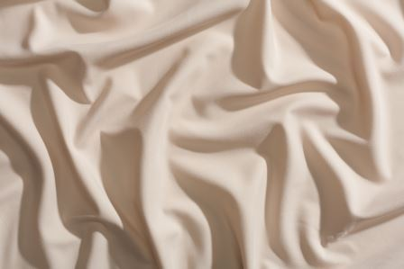 Almond Ivory Fabric Swatch