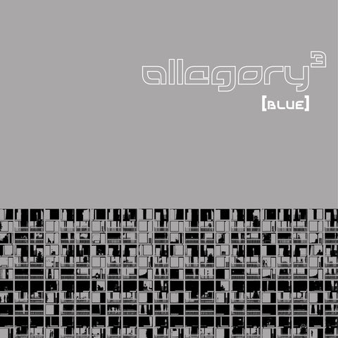 Allegory 3 [Blue] by The Black Dog (Hi-Res Downloads)