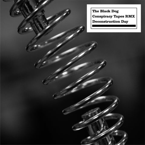 Conspiracy Tapes RMX by The Black Dog (Hi-Res Downloads)