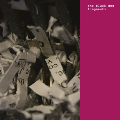 Fragments by The Black Dog (CD)