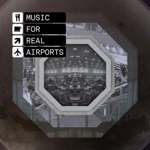 Music For Real Airports by The Black Dog (Downloads)
