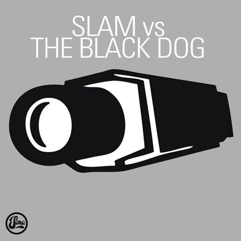 Slam vs The Black Dog by Slam vs The Black Dog (Vinyl)