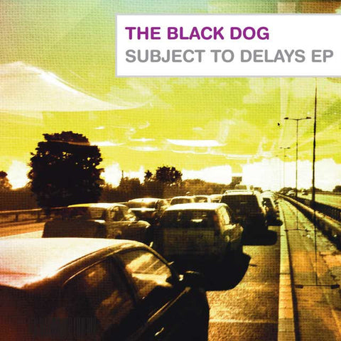 Subject To Delays EP by The Black Dog (Downloads)