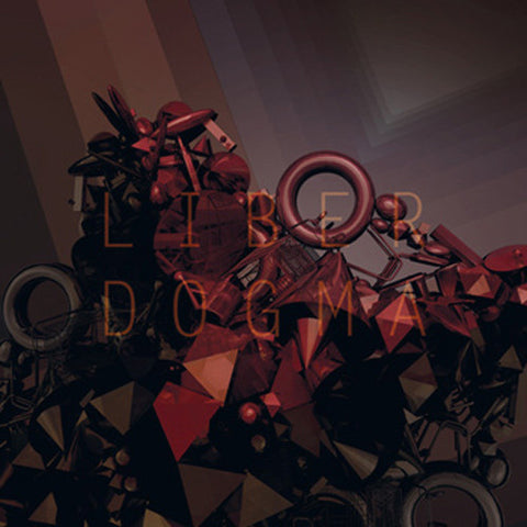 Liber Dogma by The Black Dog (CD)