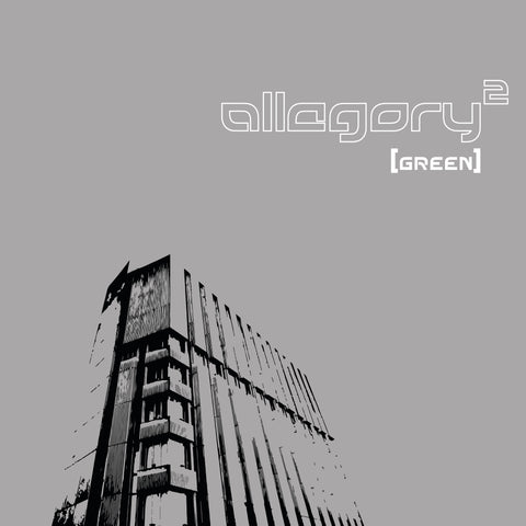 Allegory 2 [Green] by The Black Dog (Hi-Res Downloads)