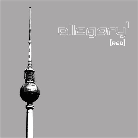 Allegory 1 [Red] by The Black Dog (Hi-Res Downloads)