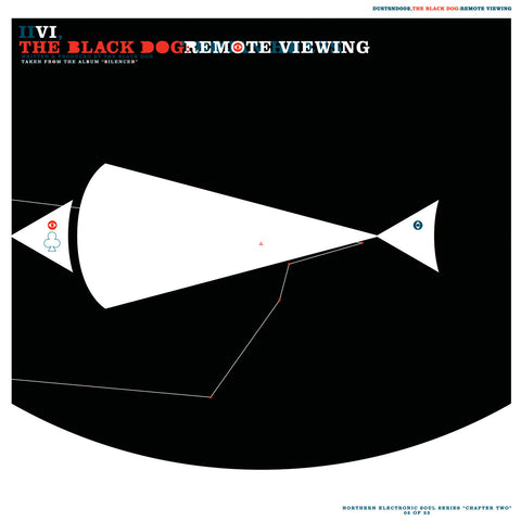 Remote Viewing by The Black Dog (Vinyl)