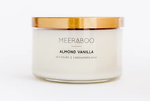Candle - Almond + Vanilla - Gold Lid Collection 270g