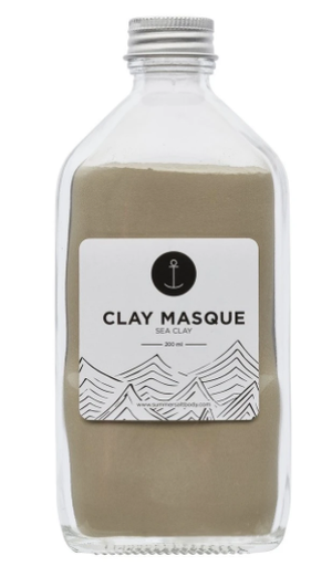 Masque - Sea Clay - 200ml (comes with brush + spoon)