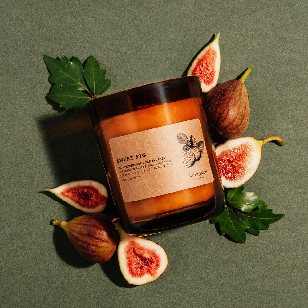 Candle - Sweet Fig