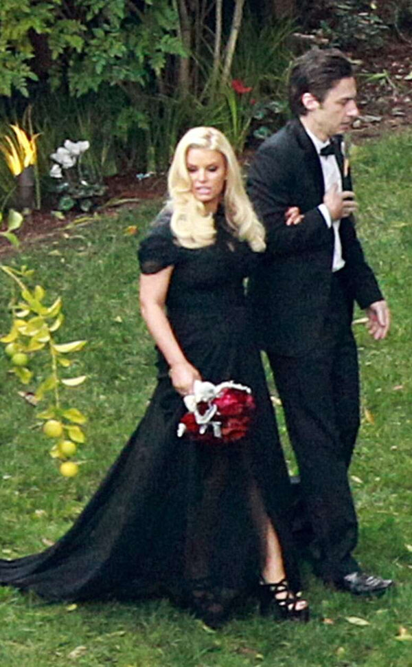 Jessica Simpson's Stunning Bridesmaids Dress Collection