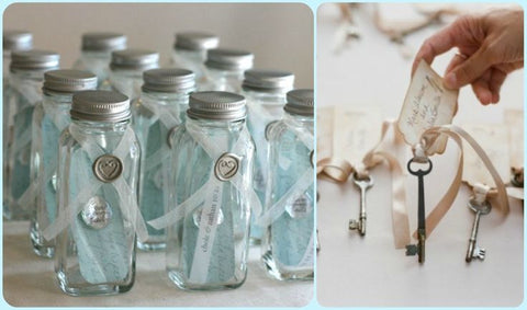 top 5 wedding invitations in a bottle candy cake weddings favors