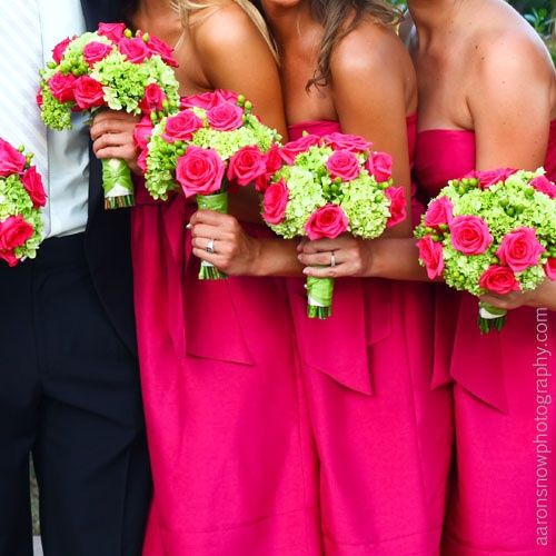 Summer and Spring Wedding Ideas