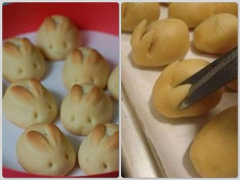Bunny Easter Rolls