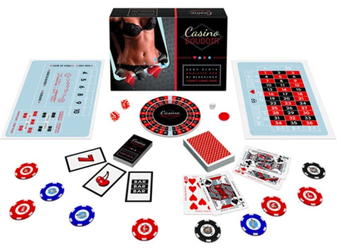 Casino Bachelor Bachelorette Las Vegas Party Game