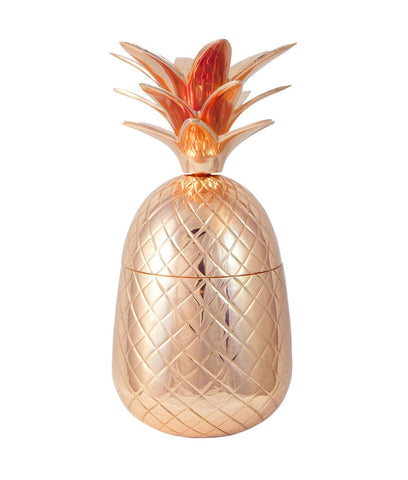 Copper Pineapple Party Cup