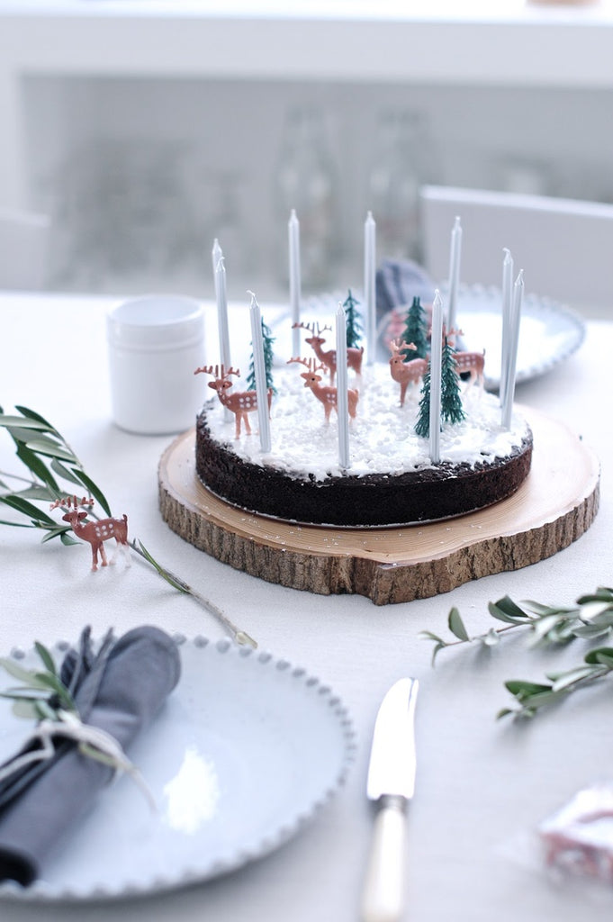 Woodland Winter Wedding Cake Designs Candy Cake Weddings