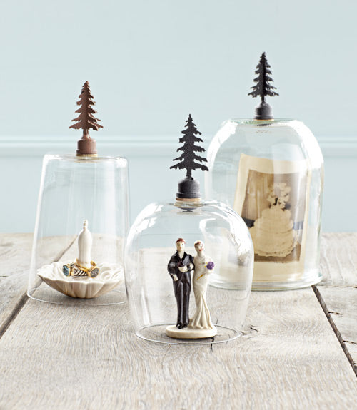 Country Living's DIY Mini Cloches
