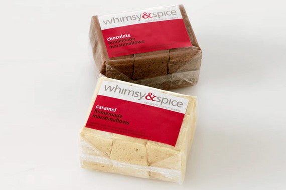 whimsy and spice Etsy Handmade Marshmallows