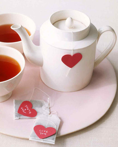 Heart Shaped Tea Bag
