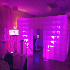 LED Light Photo Booth