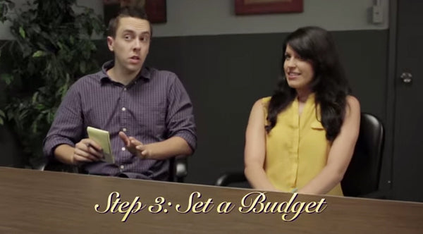 College Humor's How to Plan a Wedding in 10 Steps