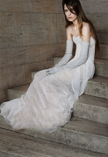 Vera Wang's 2015 Spring Wedding Dress Collection