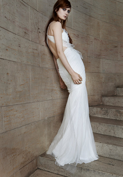 Bridal Show Spring Collection of 2015 from Vera Wang