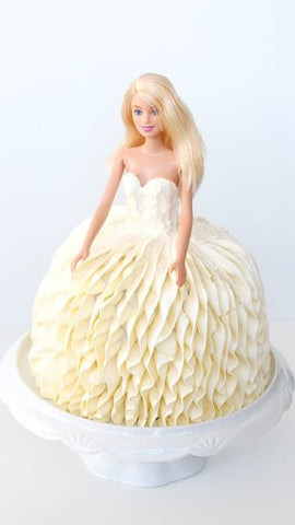 Vera Wang Wedding Dress Cake