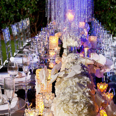 W South Beach Million Dollar Wedding package