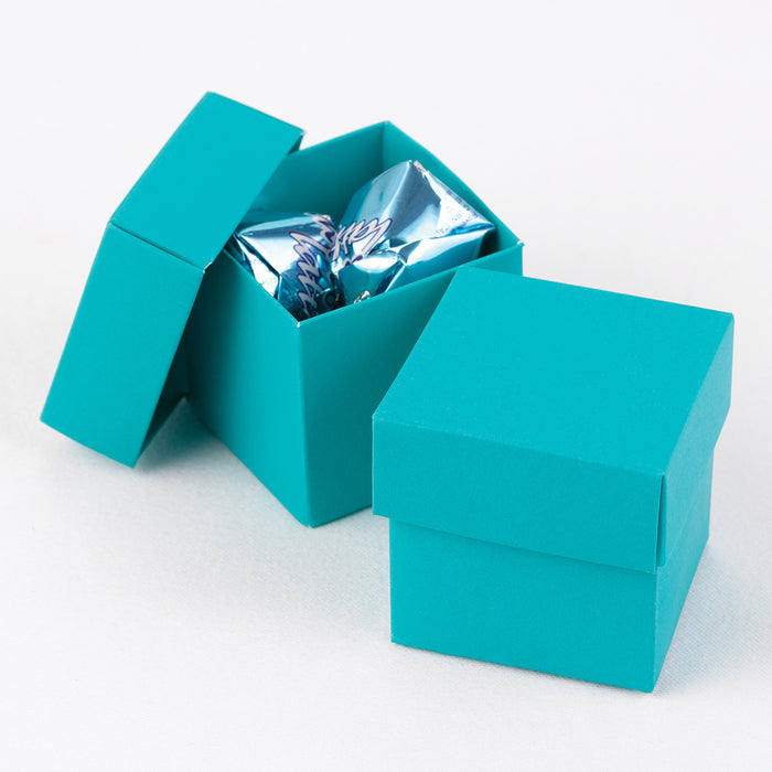 Two Piece Wedding Party Favor Boxes (Pack of 25)