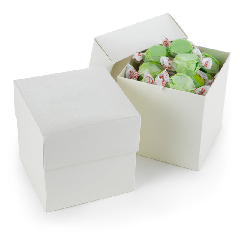 Two Piece Cupcake Party Wedding Favor Box (Pack of 25)