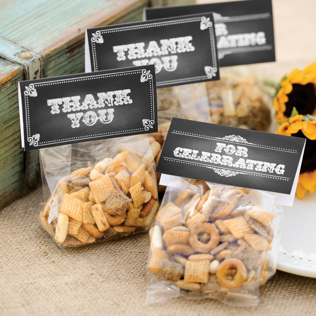 Chalkboard Style Candy Wedding Favor Bags (Set of 25) – Candy Cake ... 181e1a479fbbf