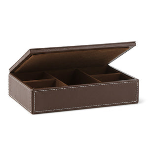 a93545be9a Personalized Monogram Men s Gift Accessories Jewelry Storage Box · Accessories  Box - Line Monogram Emboss