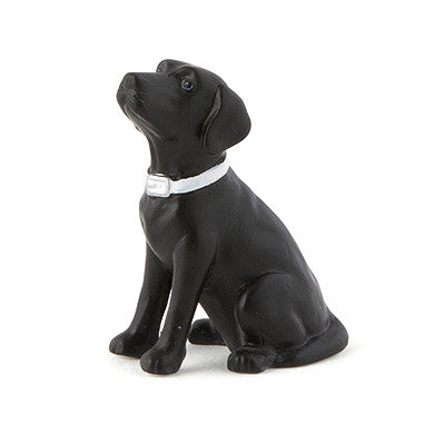 Black Lab Cake Topper