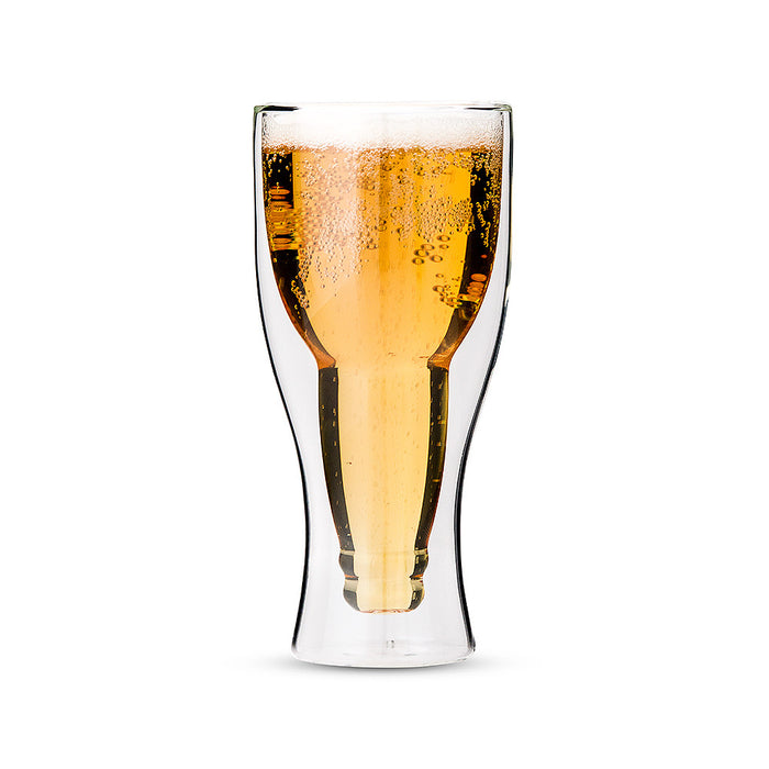 Double Walled Brew Pint Glass