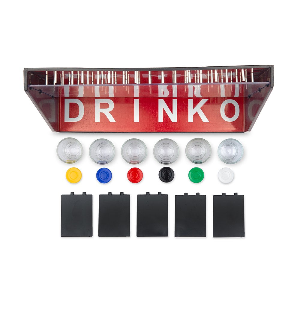 Adult Party Drinking Game - Drinko